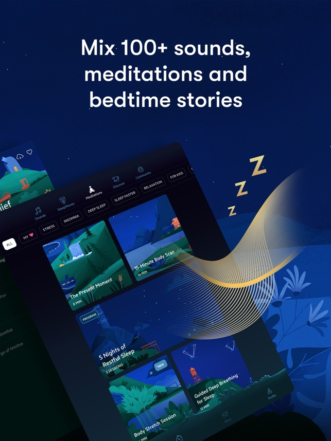 Relax Melodies: Sleep Sounds on the App Store