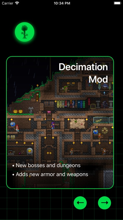 Mods for Terraria by T Logic