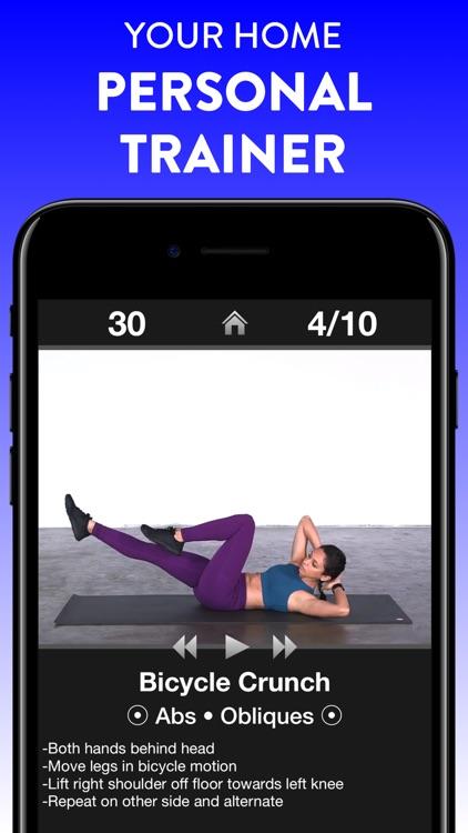 Daily Workouts screenshot-0