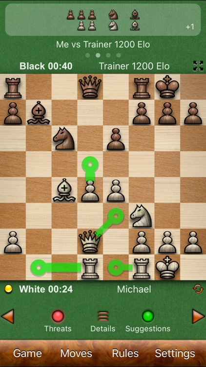 Chess Tiger Pro screenshot-0