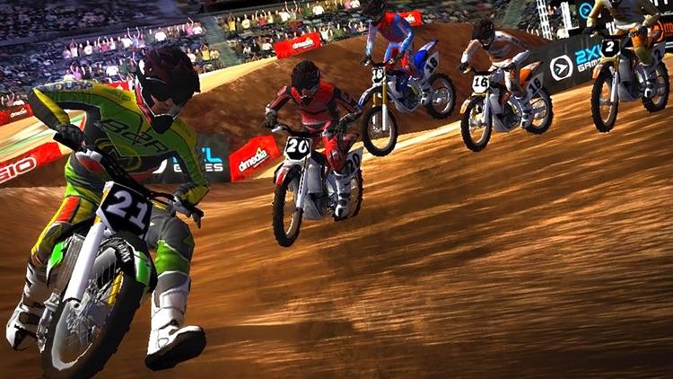 2XL Supercross Lite