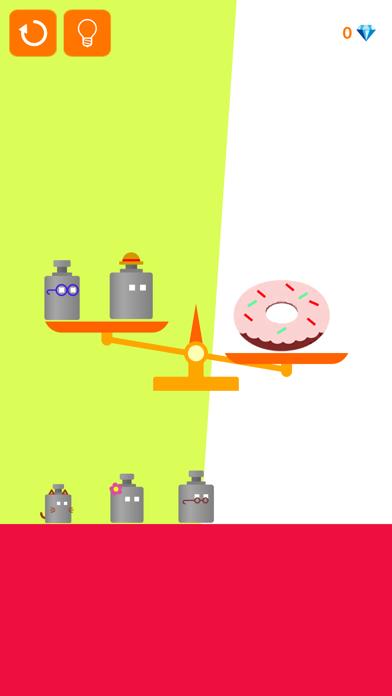 Half Balance Screenshot