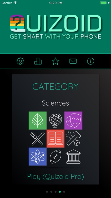 Quizoid: Offline Trivia Quiz screenshot-3