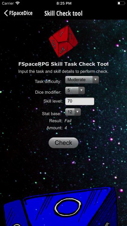 FSpaceDice screenshot-5