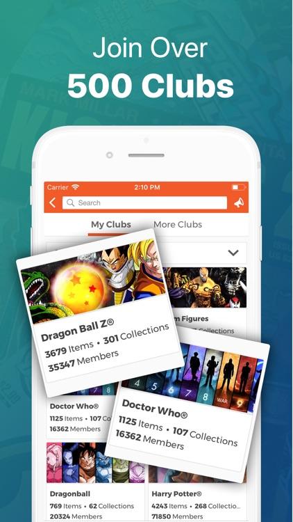 Gemr: Collector App screenshot-4