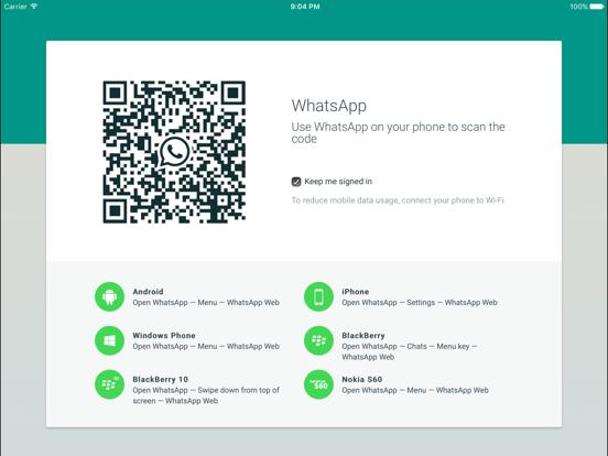 Messaging for Whatsapp Chat Screenshots