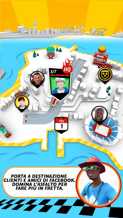 Screenshot of Crazy Taxi™ City Rush5