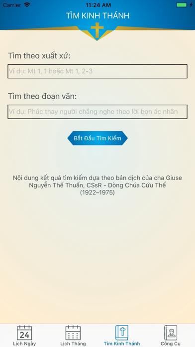 Lich Cong Giao screenshot three