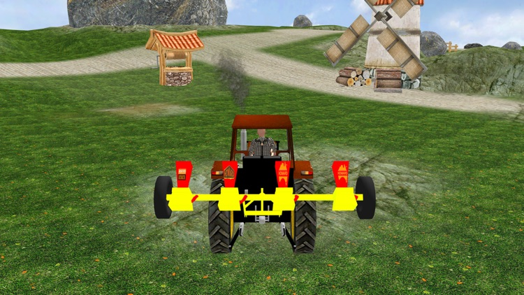 Tractor Farming Simulator 2020 screenshot-3