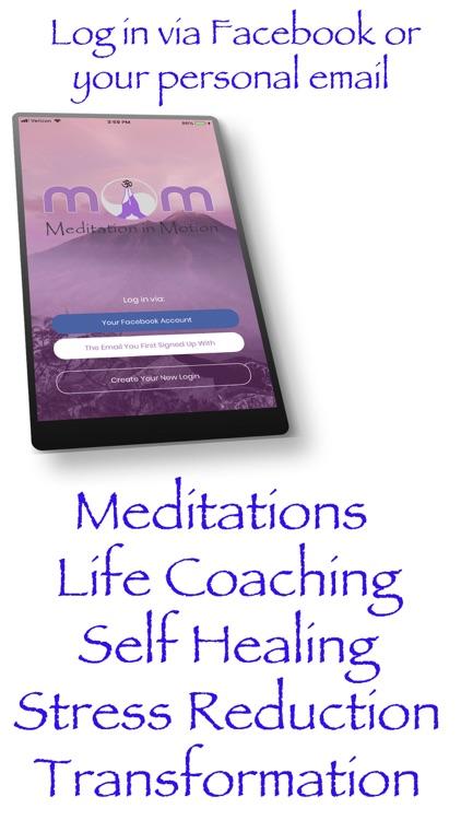 Meditation in Motion screenshot-0