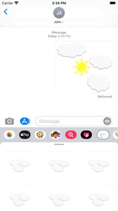 cheer up! stickers screenshot 1