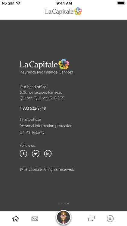 La Capitale - Claims screenshot-4