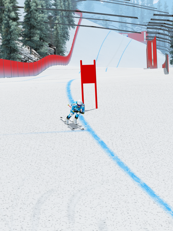 World Cup Ski Racing screenshot 6