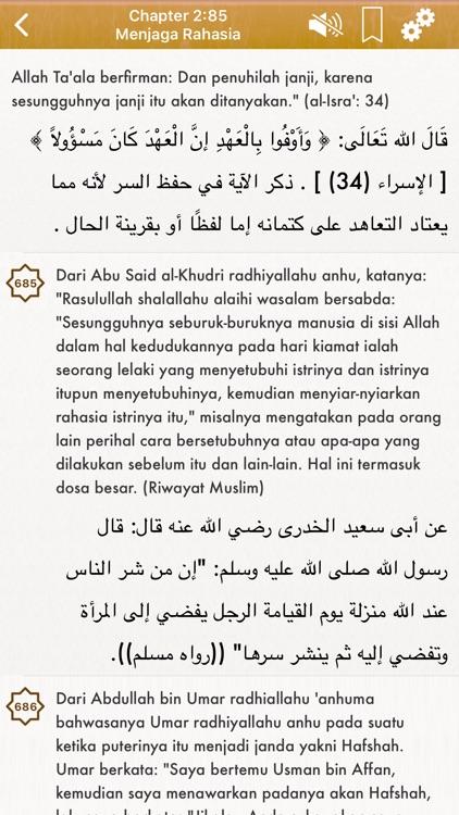 Indonesian Riyad Salihin Audio
