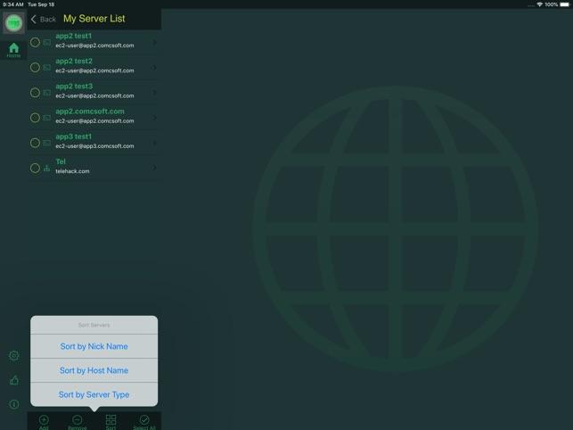 iTerminal - SSH Telnet Client on the App Store