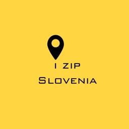 izip Slovenia poštne številke