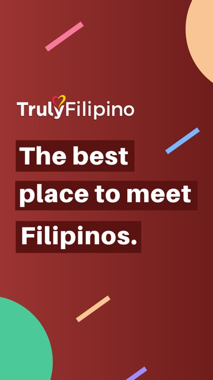 TrulyFilipino -Filipino Dating screenshot-0