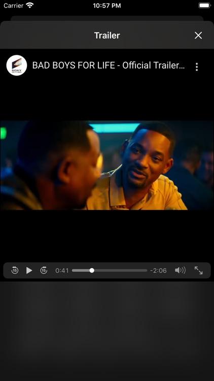 UAE Cinema Showtimes screenshot-5