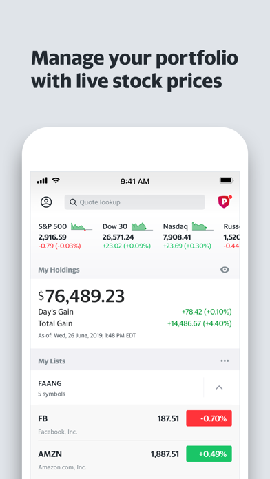 Top 10 Apps like Stock Wars - Virtual Investing in 2019 for iPhone