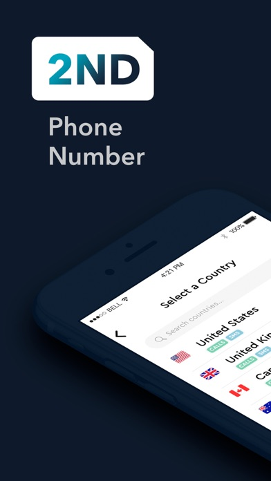 Top 10 Apps like Hushed Second Phone Number in 2019 for