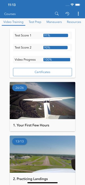c1b295ac3e4 Sporty s Pilot Training on the App Store