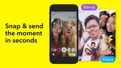 download Snapchat apps 3