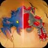 Spore Monsters.io 3D 演化
