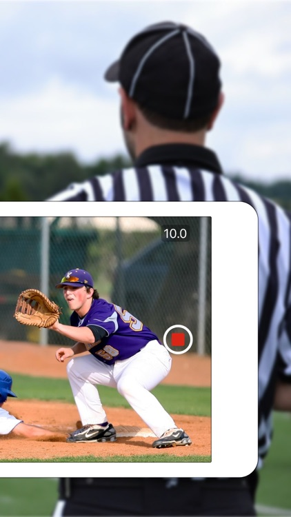 Video Replay Sports Official