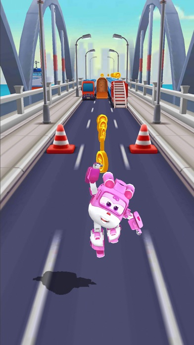 Super Wings : Jett Run free Gems hack