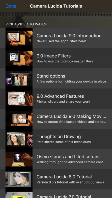 Camera Lucida review screenshots