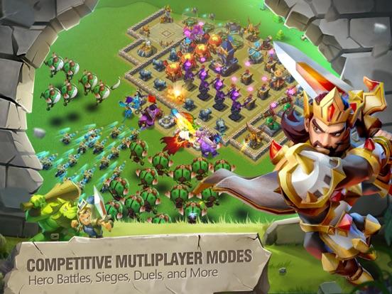 Heroes Bash screenshot 4