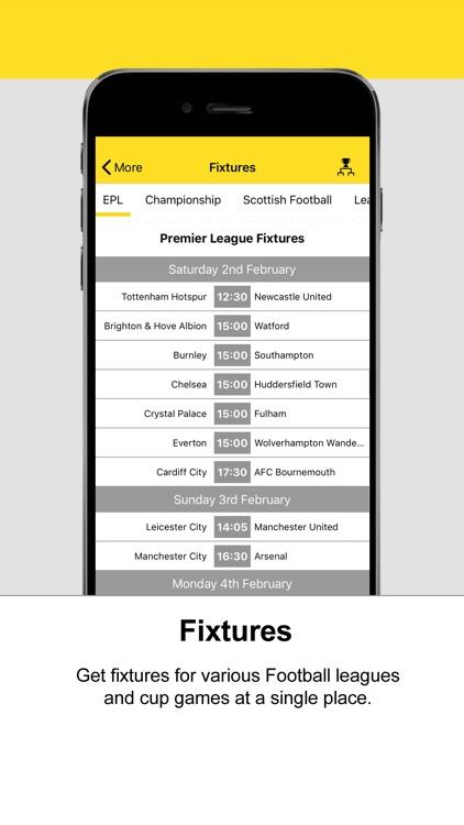 Football Fan screenshot-7