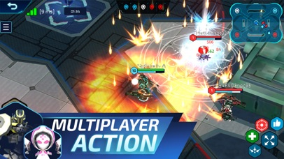 Fhacktions GO - GPS PvP MOBA screenshot two