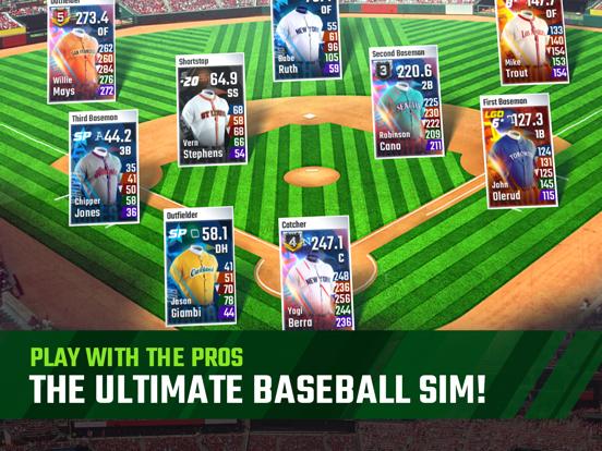 CBS Franchise Baseball 2019 screenshot 6