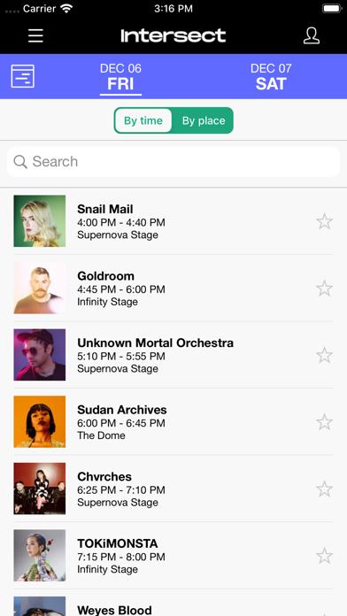 Intersect Festival screenshot 4