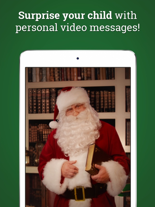 e298b5597034  Message from Santa! on the App Store