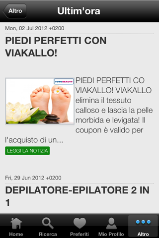 Il Giornale di Olgiate - náhled