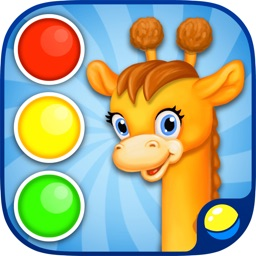 Learn Colors Games 1 to 6 Olds