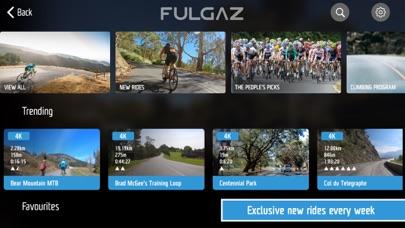 FulGaz Video Cycling App by Bizar Mobile (iOS, United States