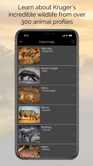 KrugerExplorer screenshot 4