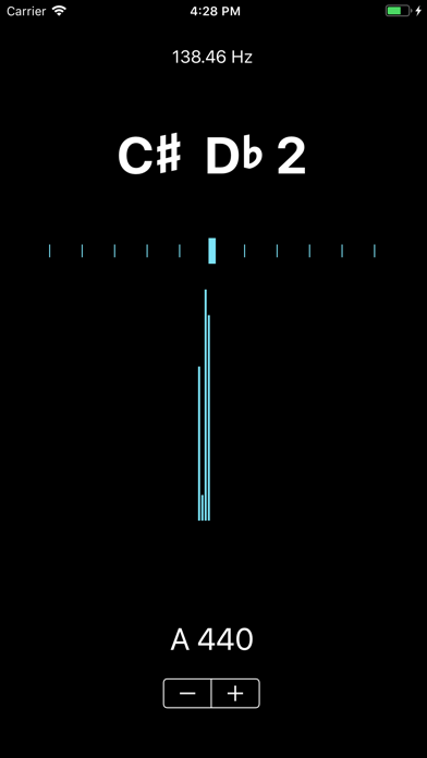 Screenshot for One Click Tuner in United States App Store
