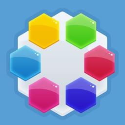 六边形传奇 - 方块消除小游戏