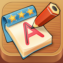 Ícone do app iTrace — handwriting for kids