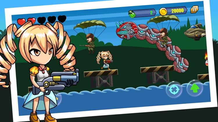 Metal Heroes - shooting games screenshot-3