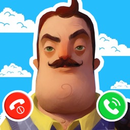 Call Hello Neighbor Talk