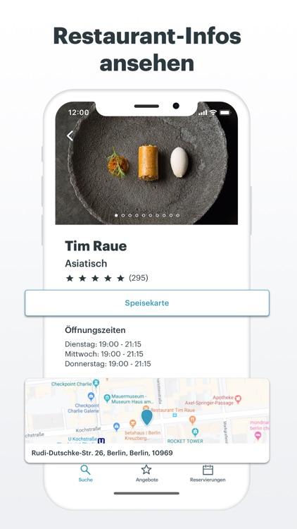 Bookatable by TheFork