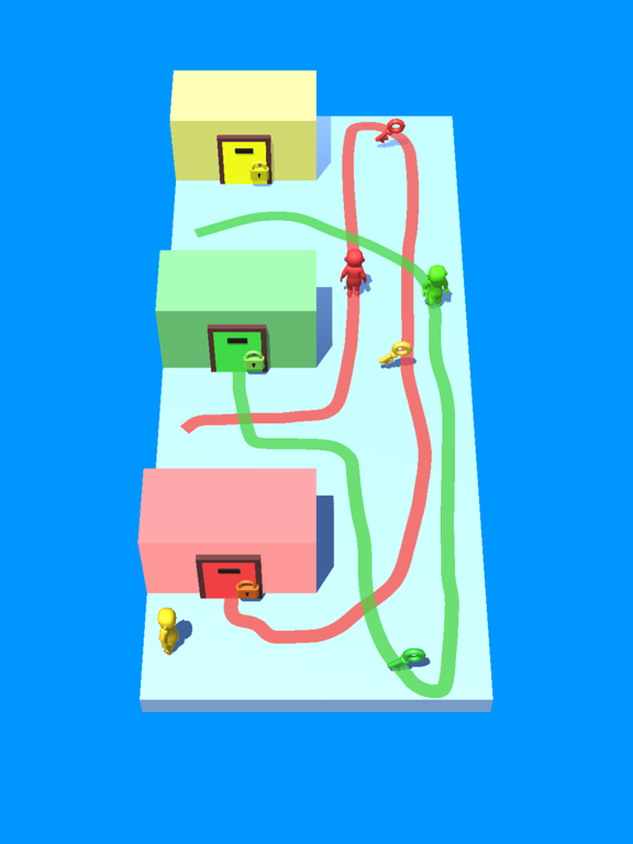 Unlock Master - Let's go home screenshot 8