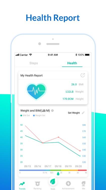 Step Tracker - Walk Pedometer screenshot-4