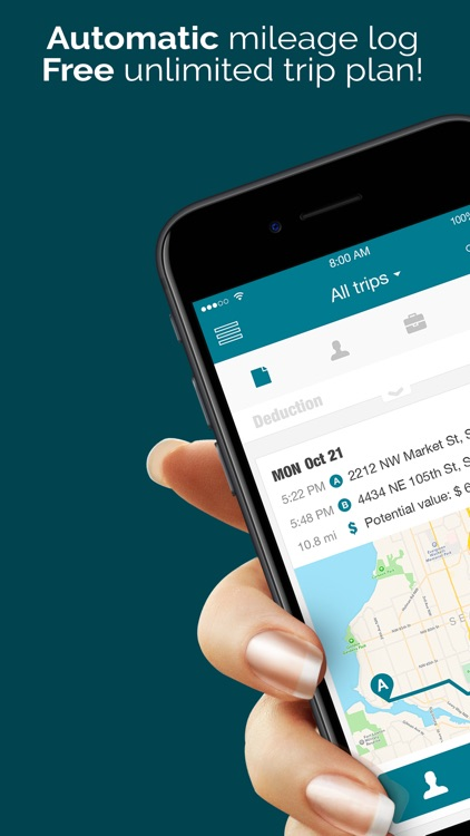MileCatcher Mileage Tracker