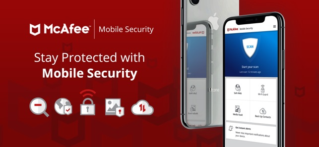 ‎Mobile Security: Privacy App Screenshot
